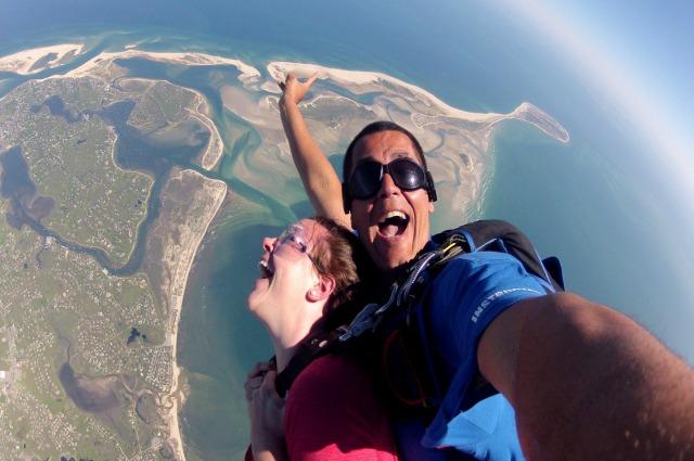 skydive chatham