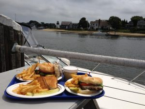 baxter's boathouse lunch
