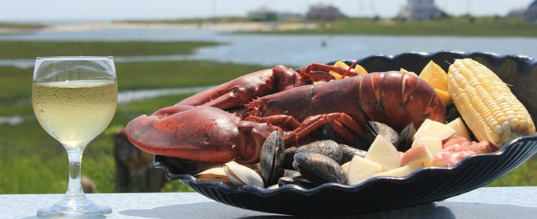 cape cod clam bake